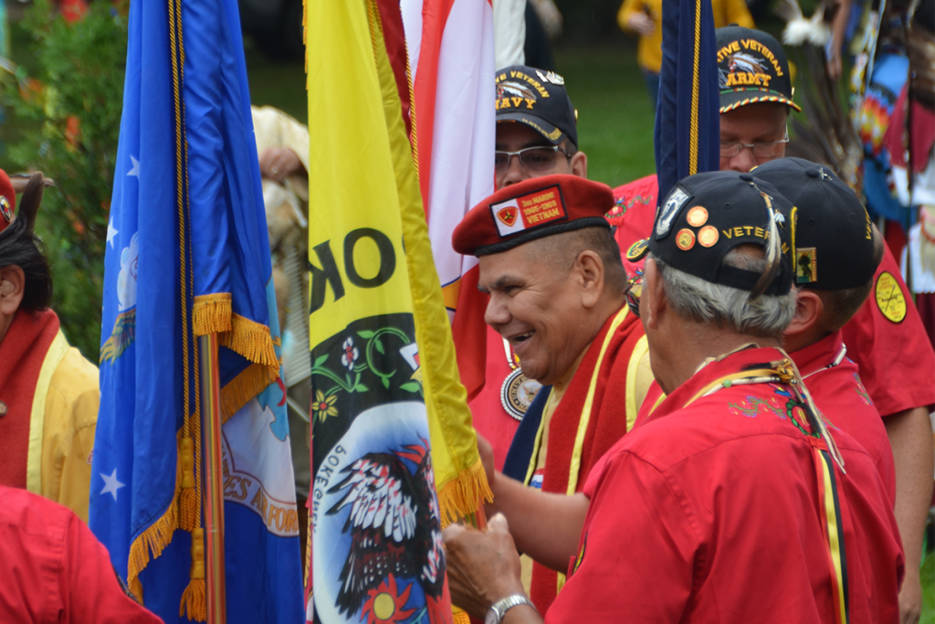 Pokagon Veterans