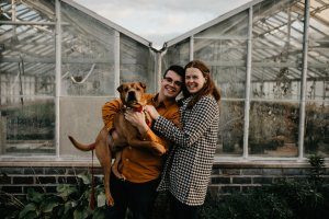 Shane Cromwell and Emily 7GAE